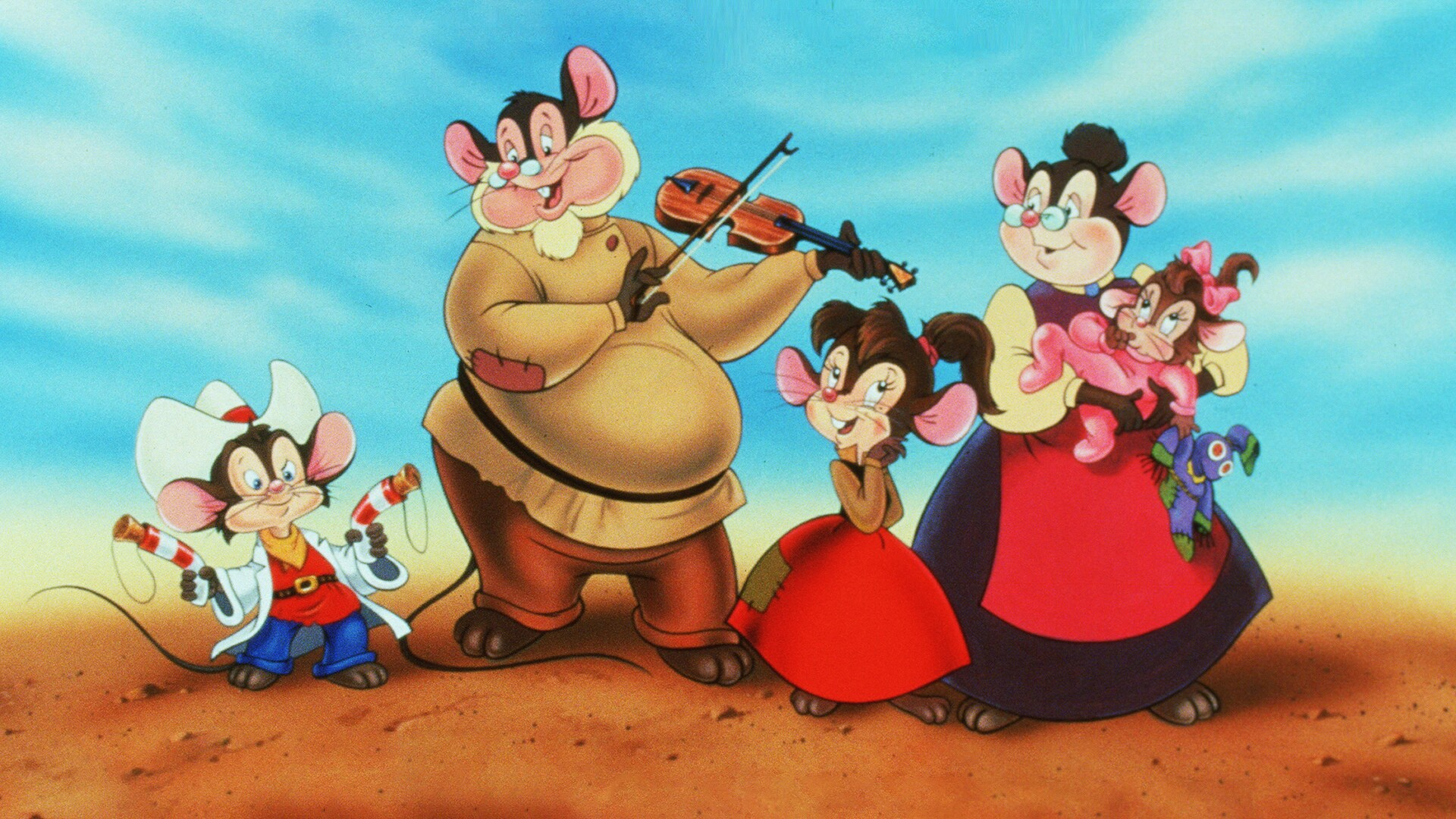 The Legend of Mouse Hollow