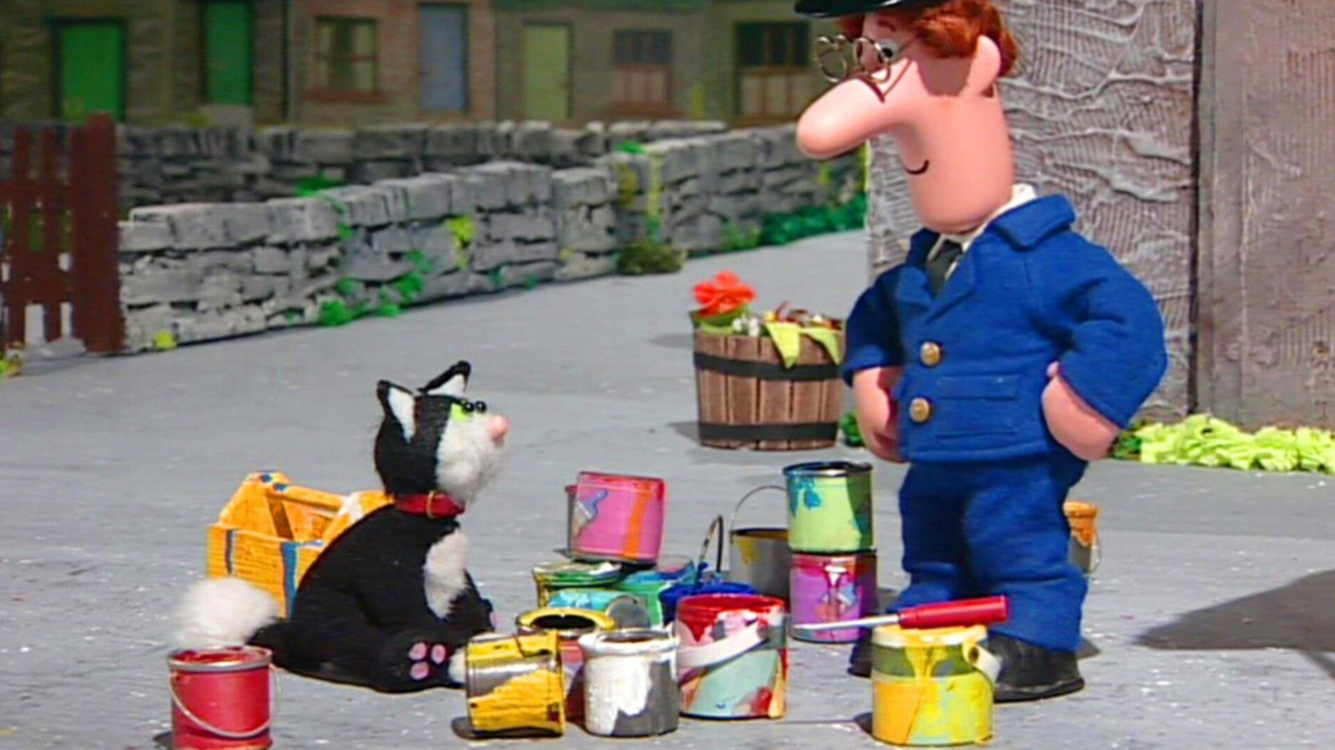 Postman Pat and the Pot of Gold