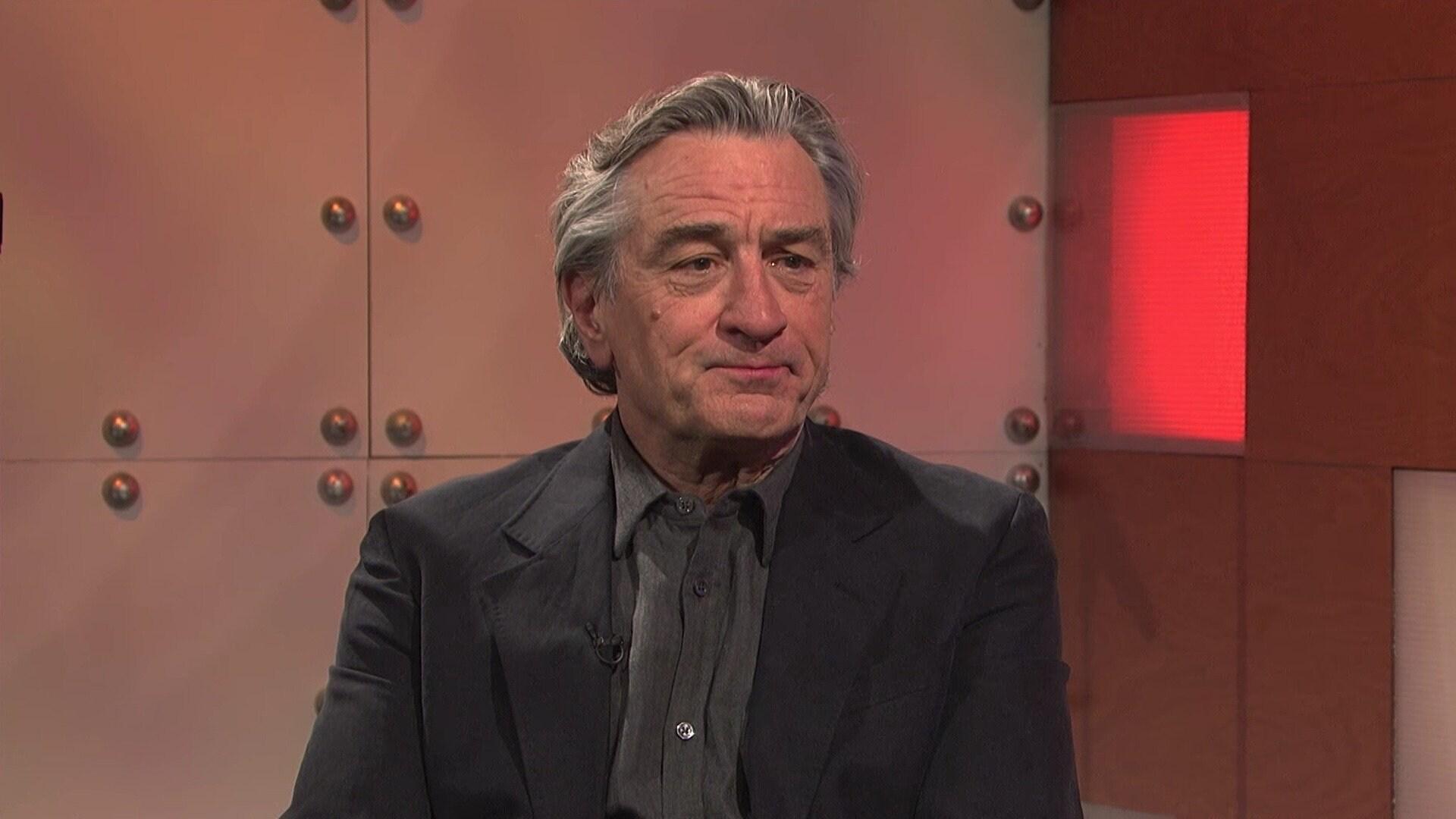 Robert De Niro: December 4, 2010