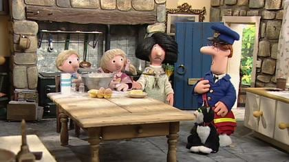 Postman Pat's Noisy Day