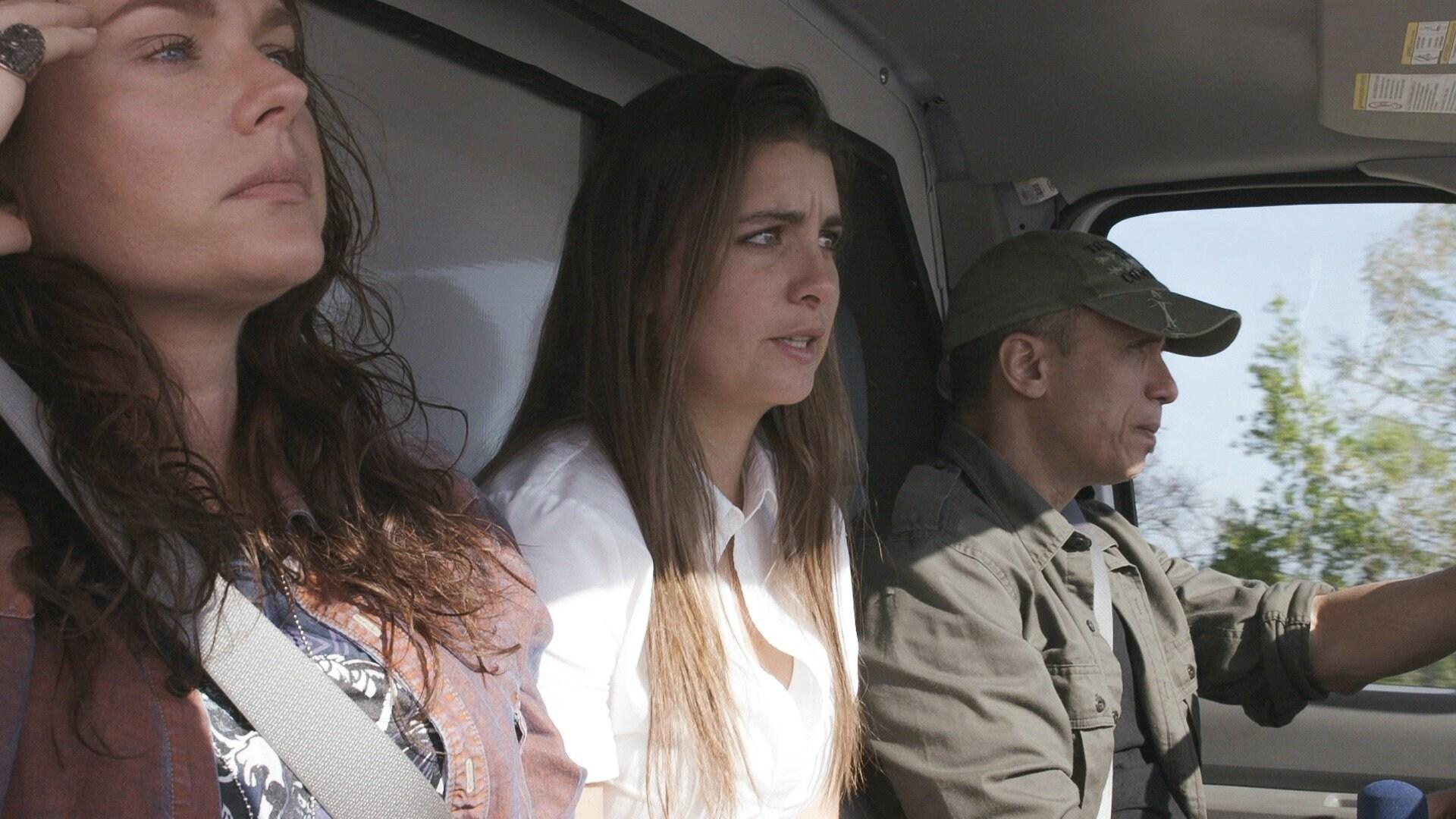 Secuestran a José María