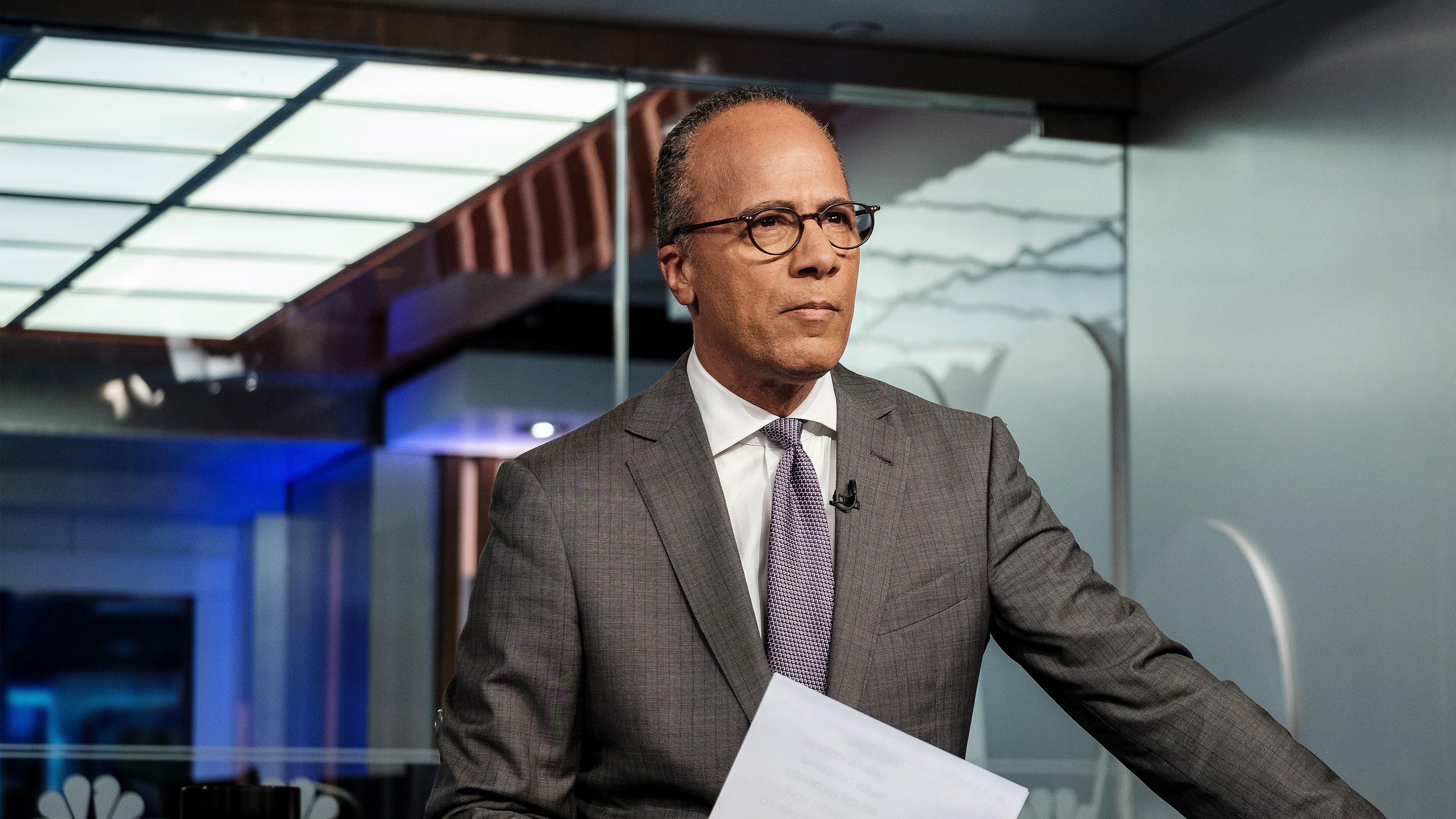 NBC News Special: America in Crisis