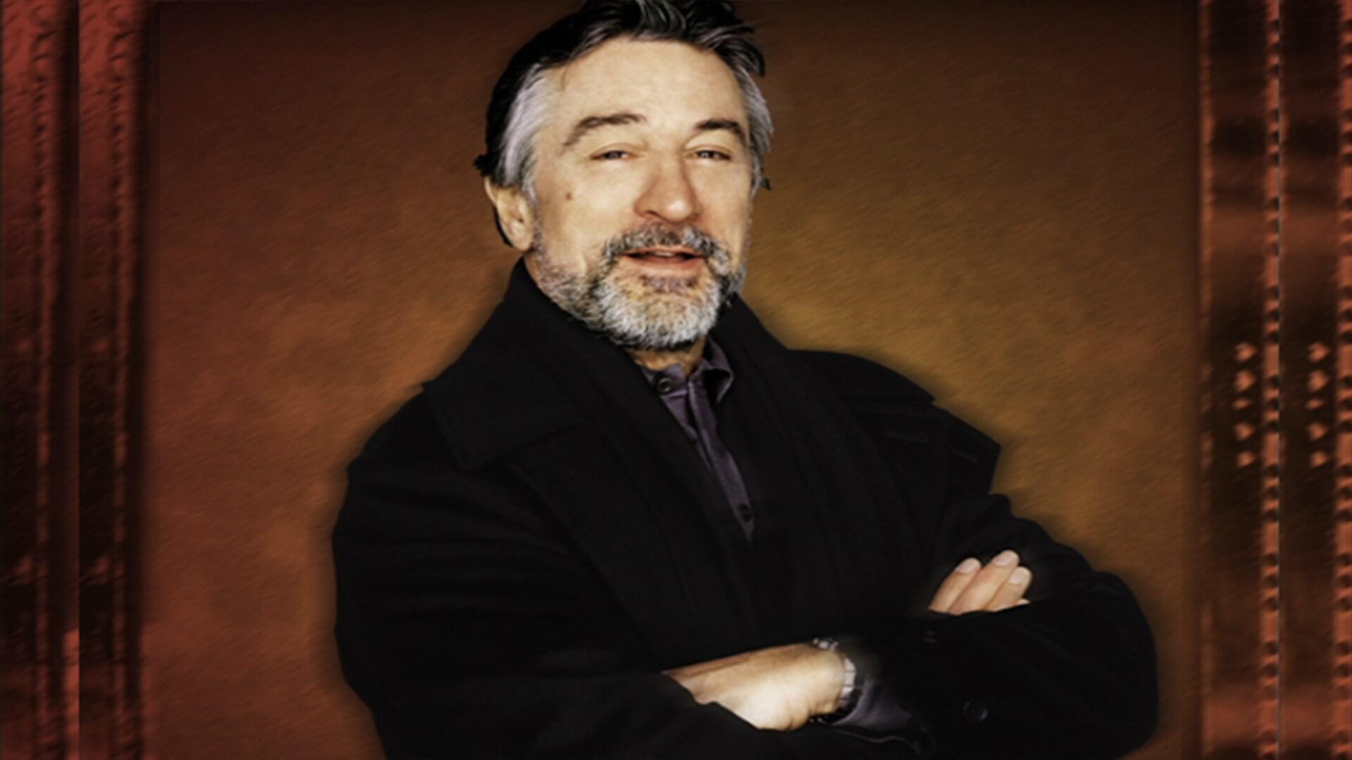 Robert De Niro: December 7, 2002