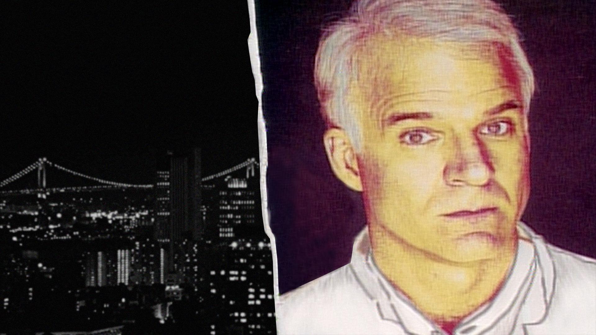 Steve Martin: September 24, 1994