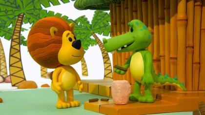 Raa Raa and the Jingly Jangly Jungle Band