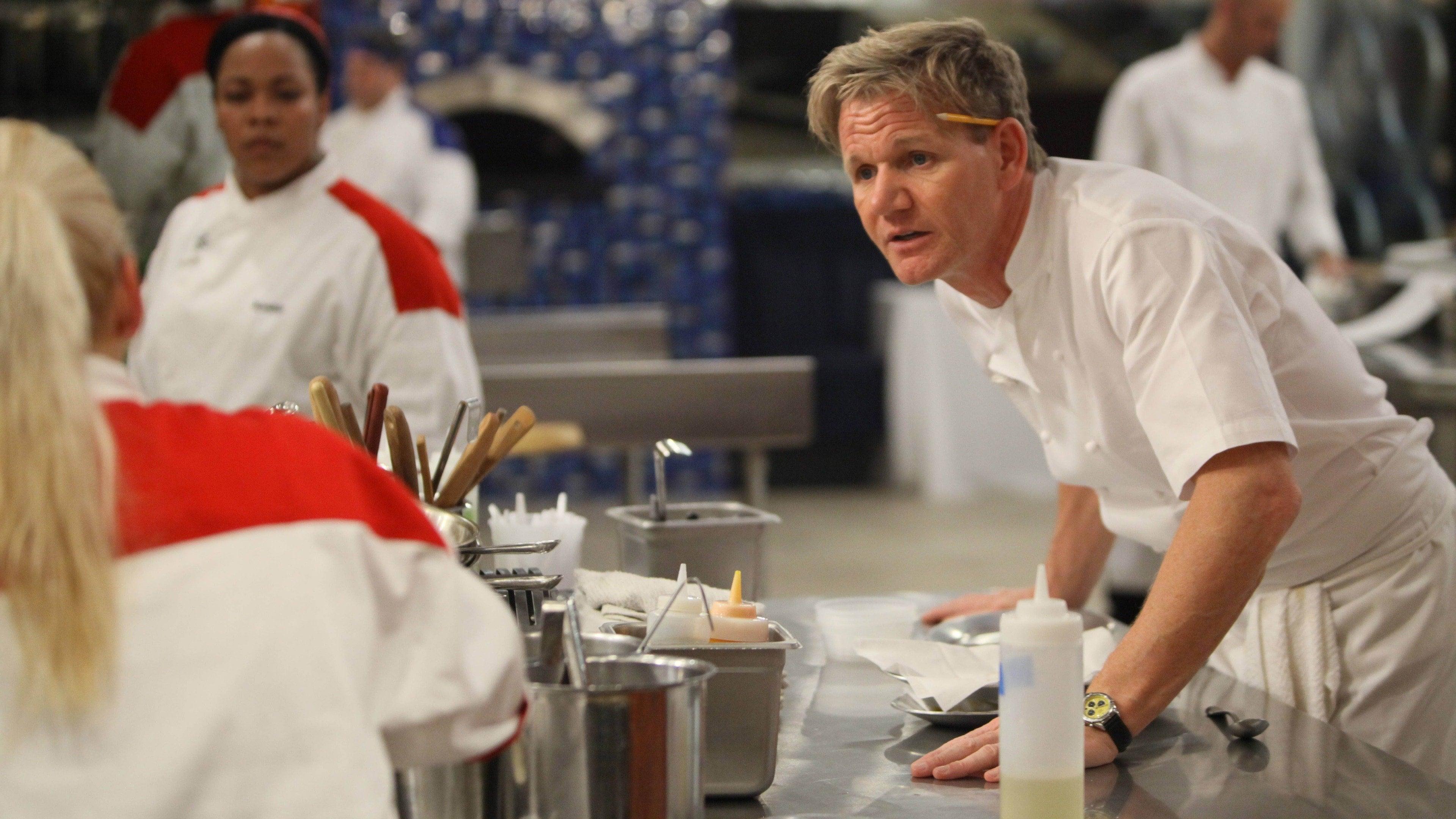 20 Chefs Compete