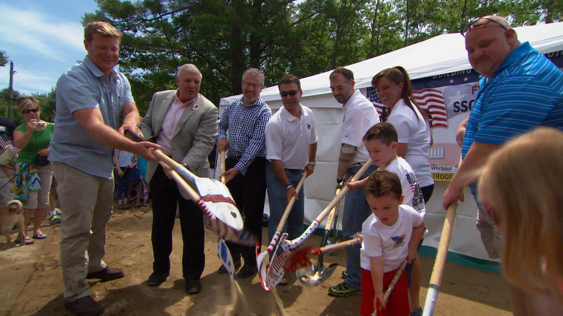 The Veteran's Special House Project: The Veteran's Special House Project