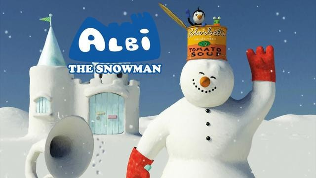 Albi the Snowman