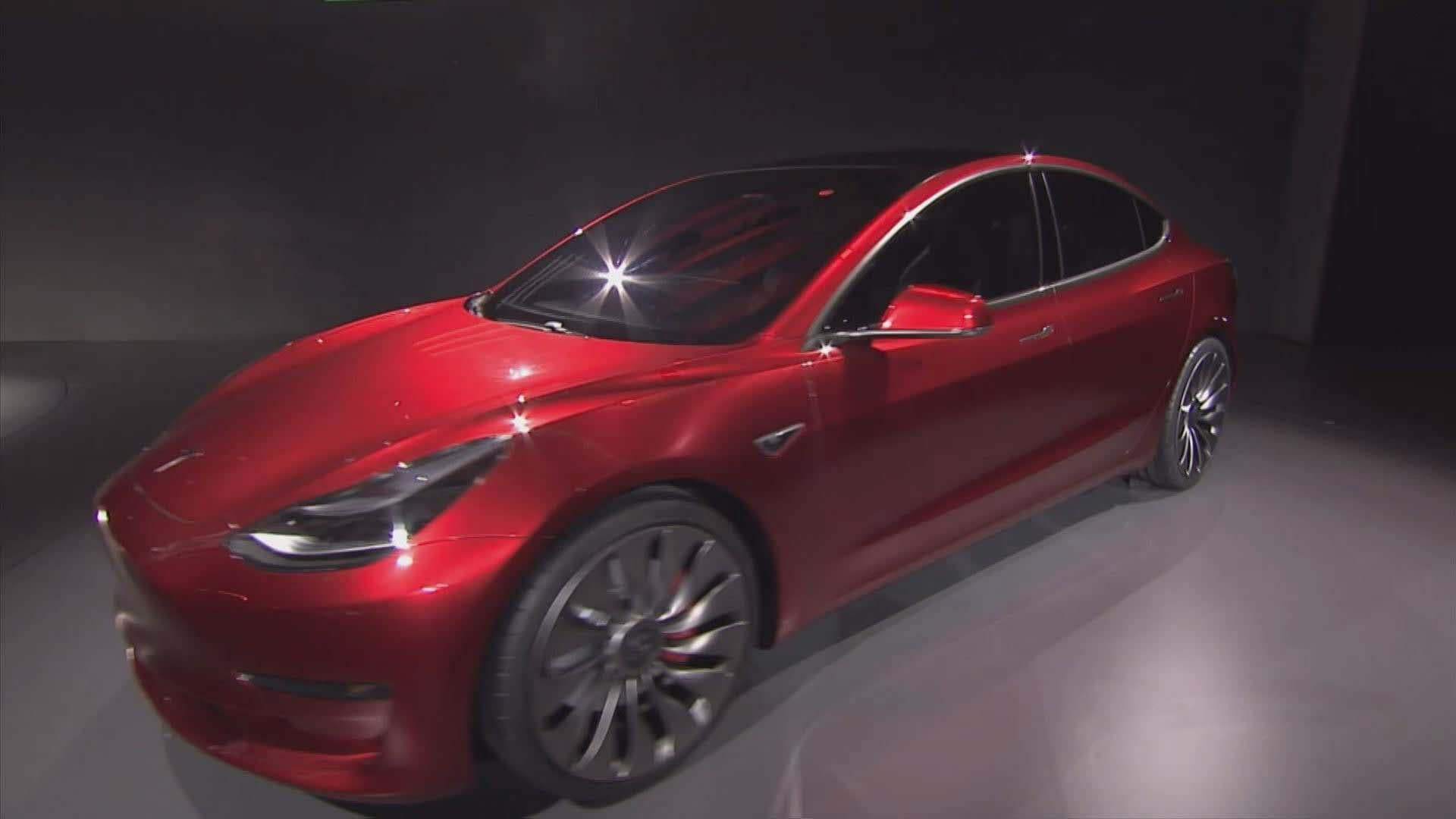 Tesla: Hell of a Ride
