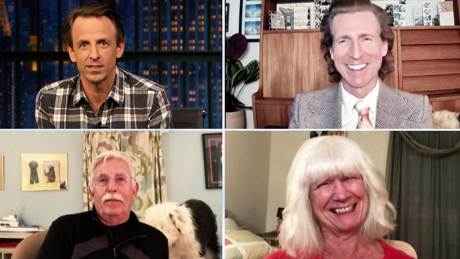 The Meyers Family; Kurt Vile