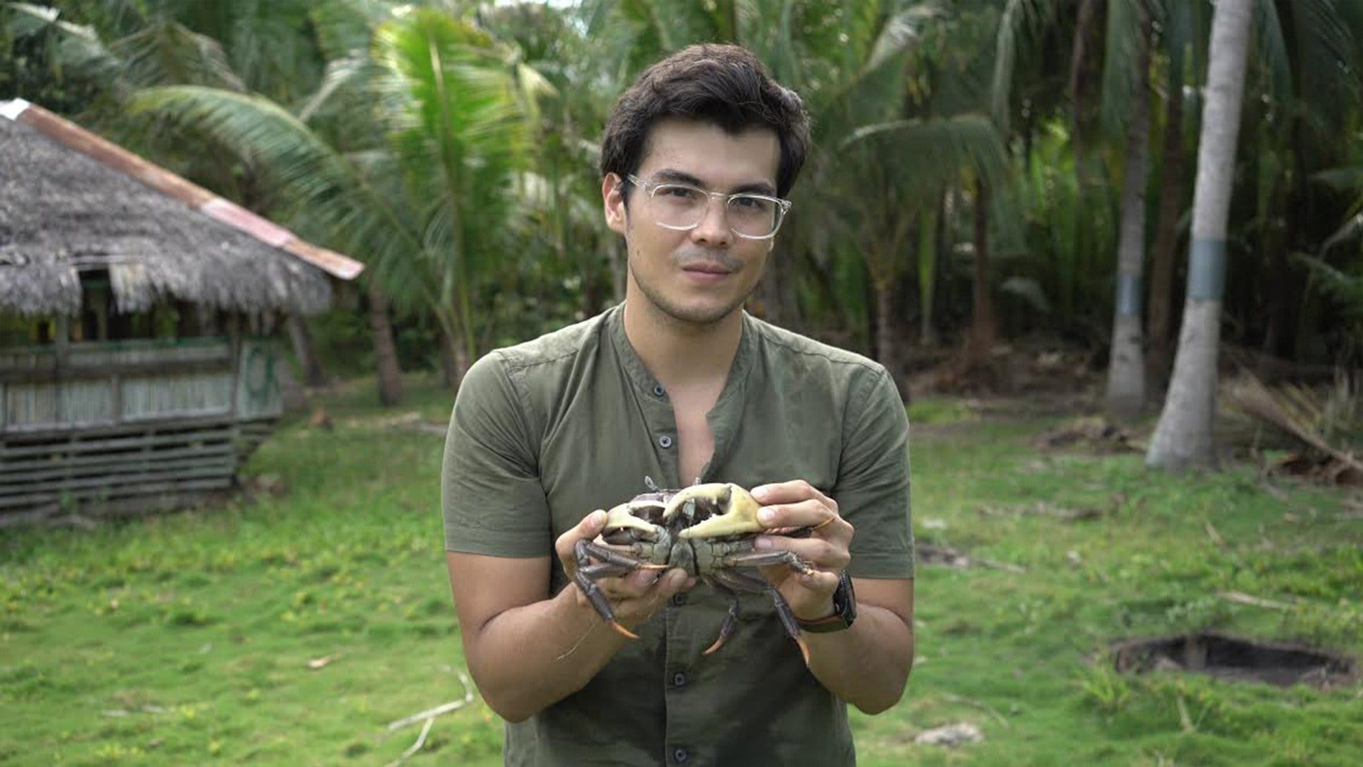 Mud Crab in Dumaguete