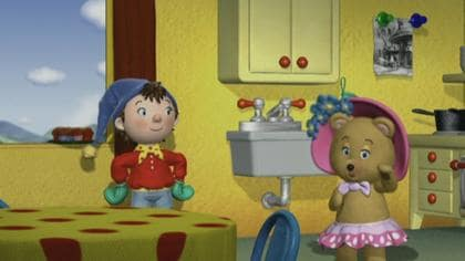 Noddy and the Missing Muffins
