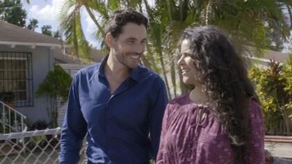 Max sorprende a Eliza
