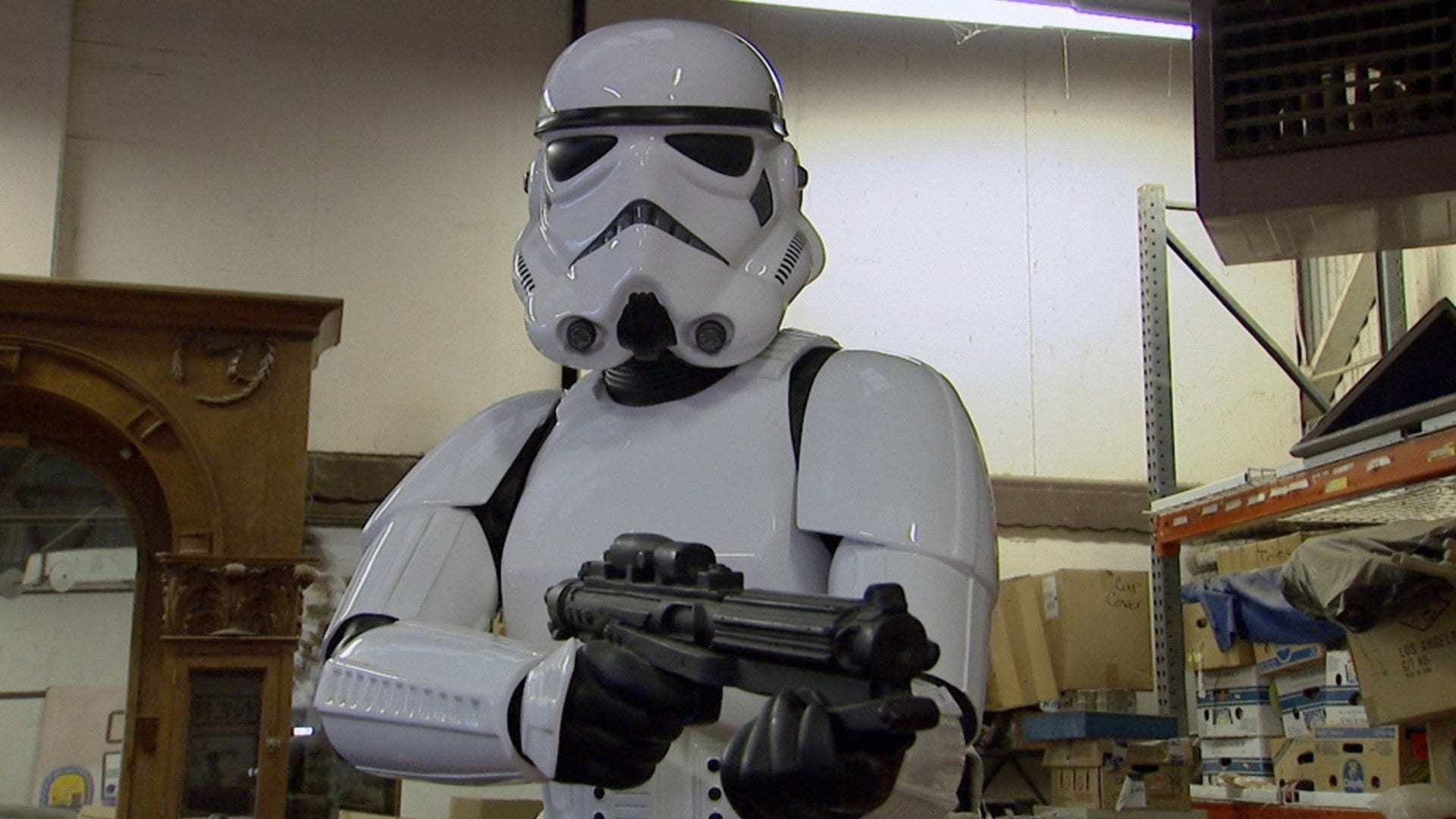 The Empire Picks Back