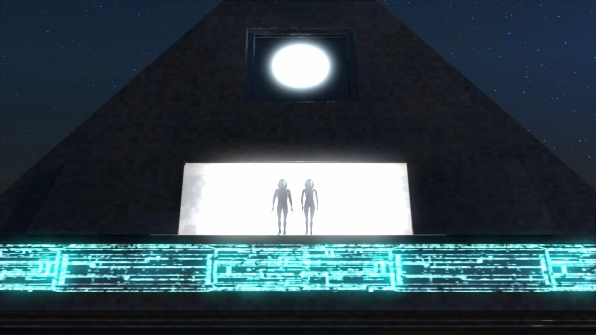 Human Hieroglyphs