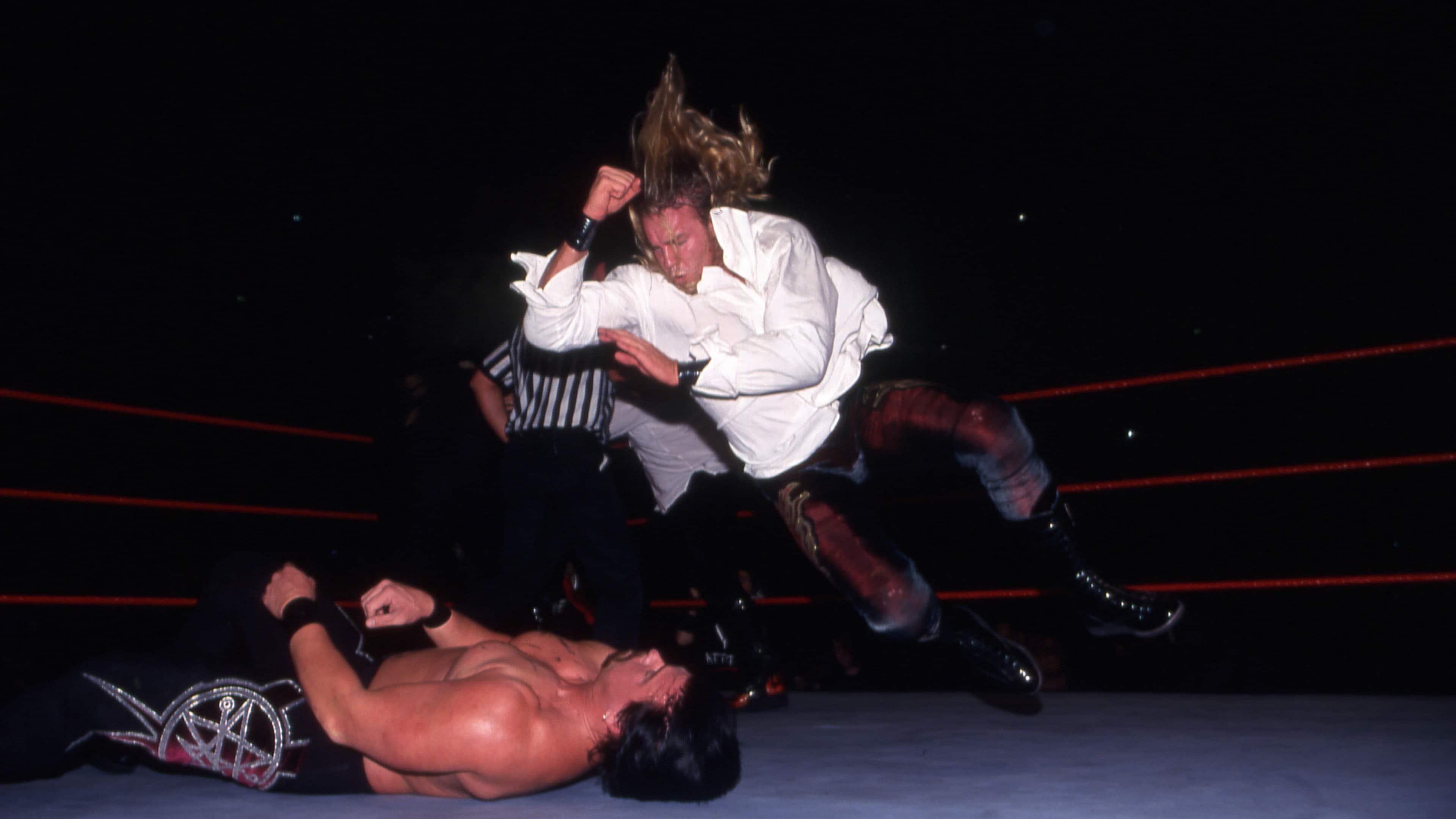 No Mercy UK 1999