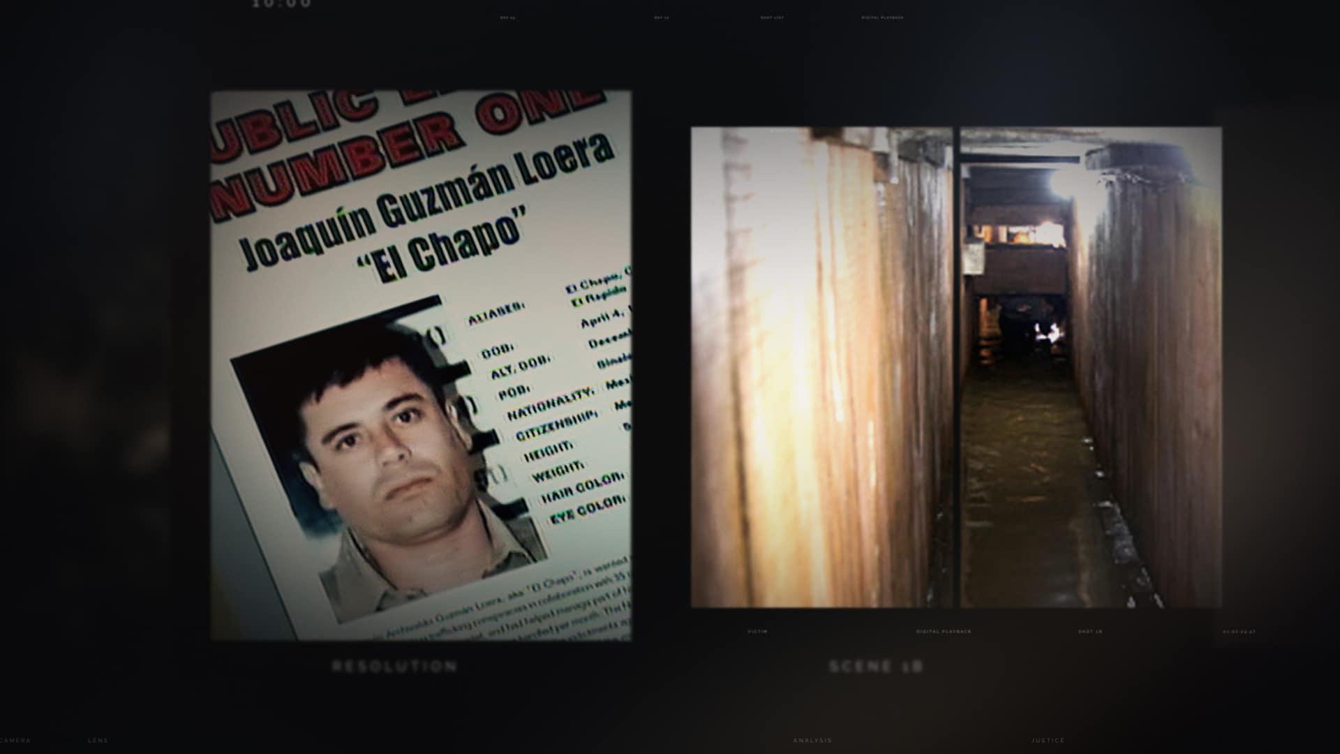 Inside the Hunt for El Chapo