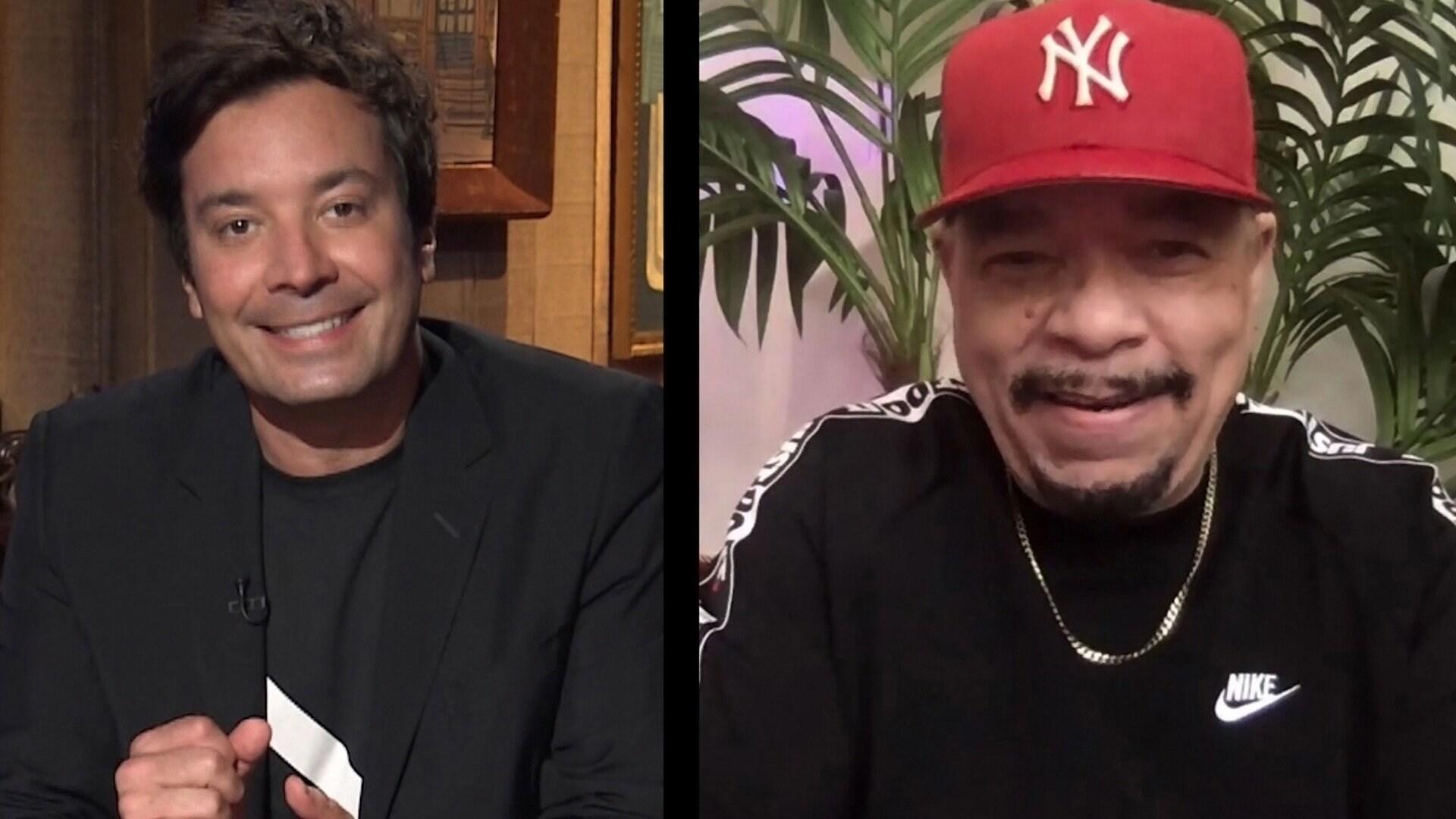 Ice-T; Jack Whitehall; Charlie Wilson