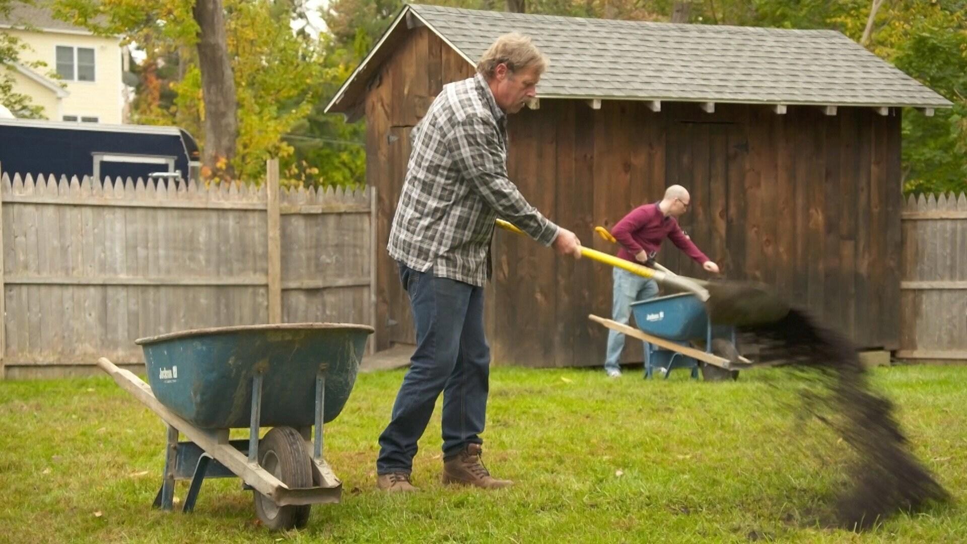 Lawn Care; Futuristic Workshop