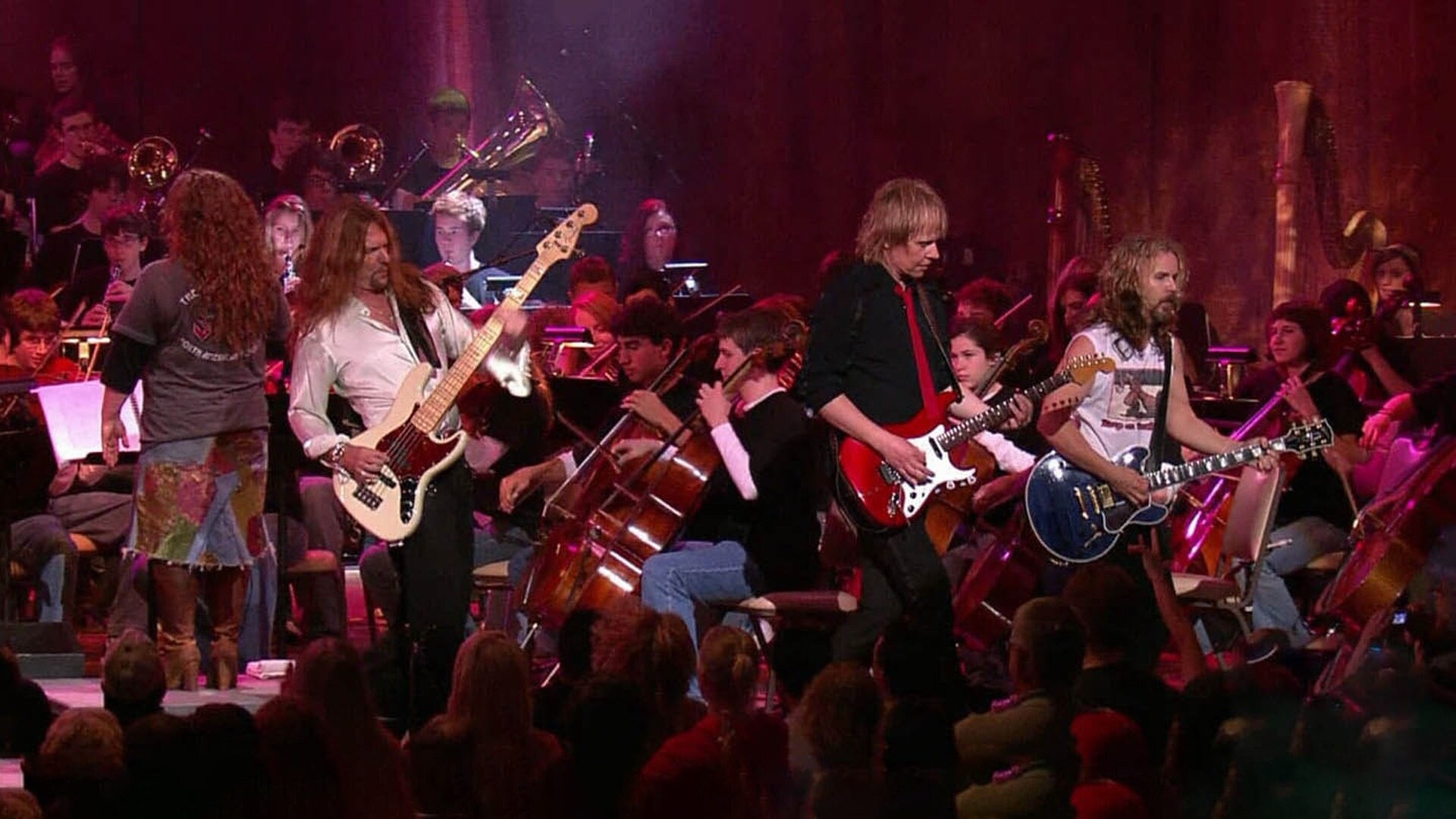 Styx and the Contemporary Youth Orchestra and Chorus of Cleveland: One with Everything