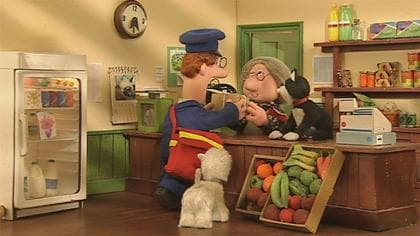 Postman Pat's Big Boat Adventure