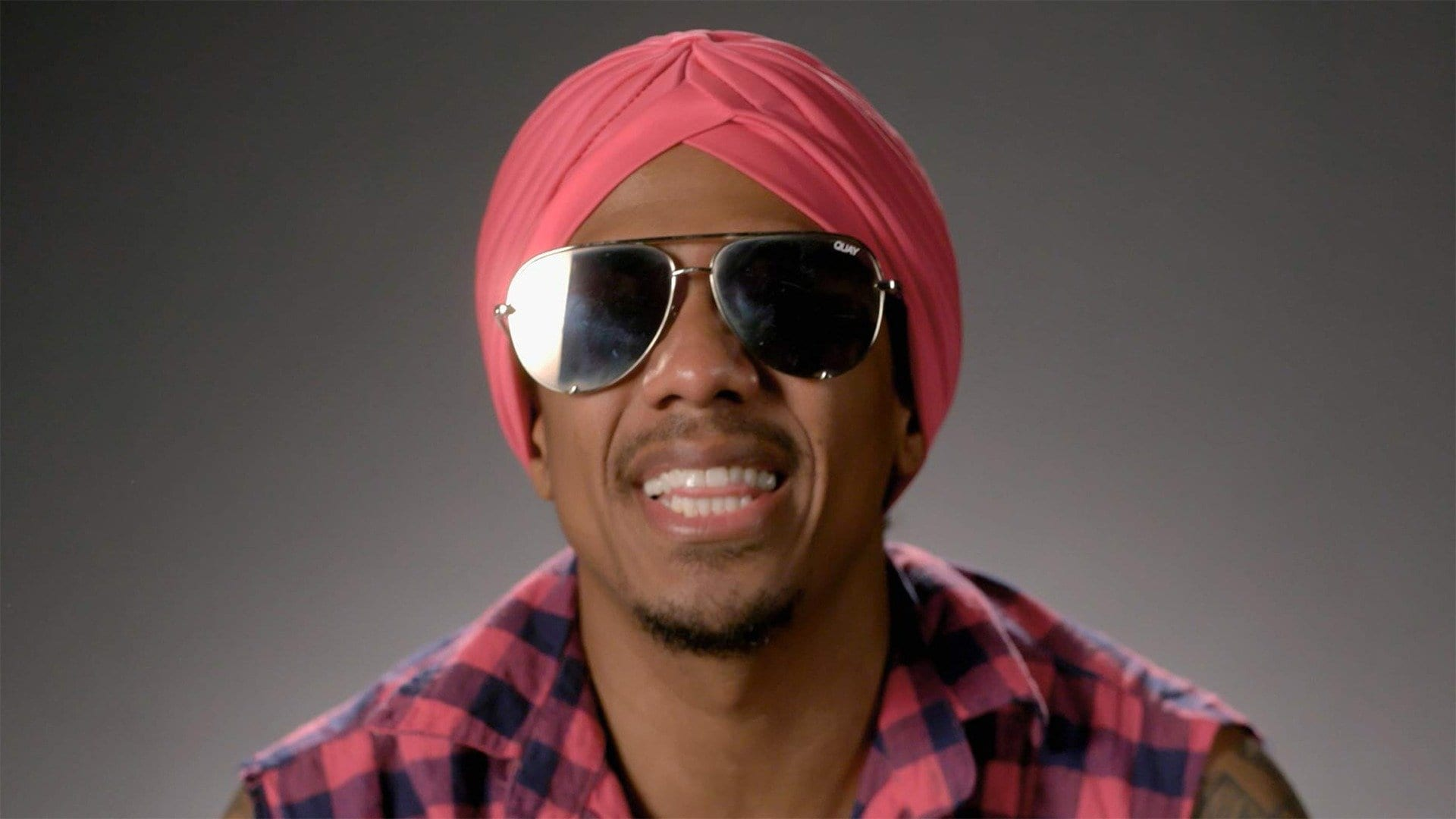 Nick Cannon and Lilly Singh