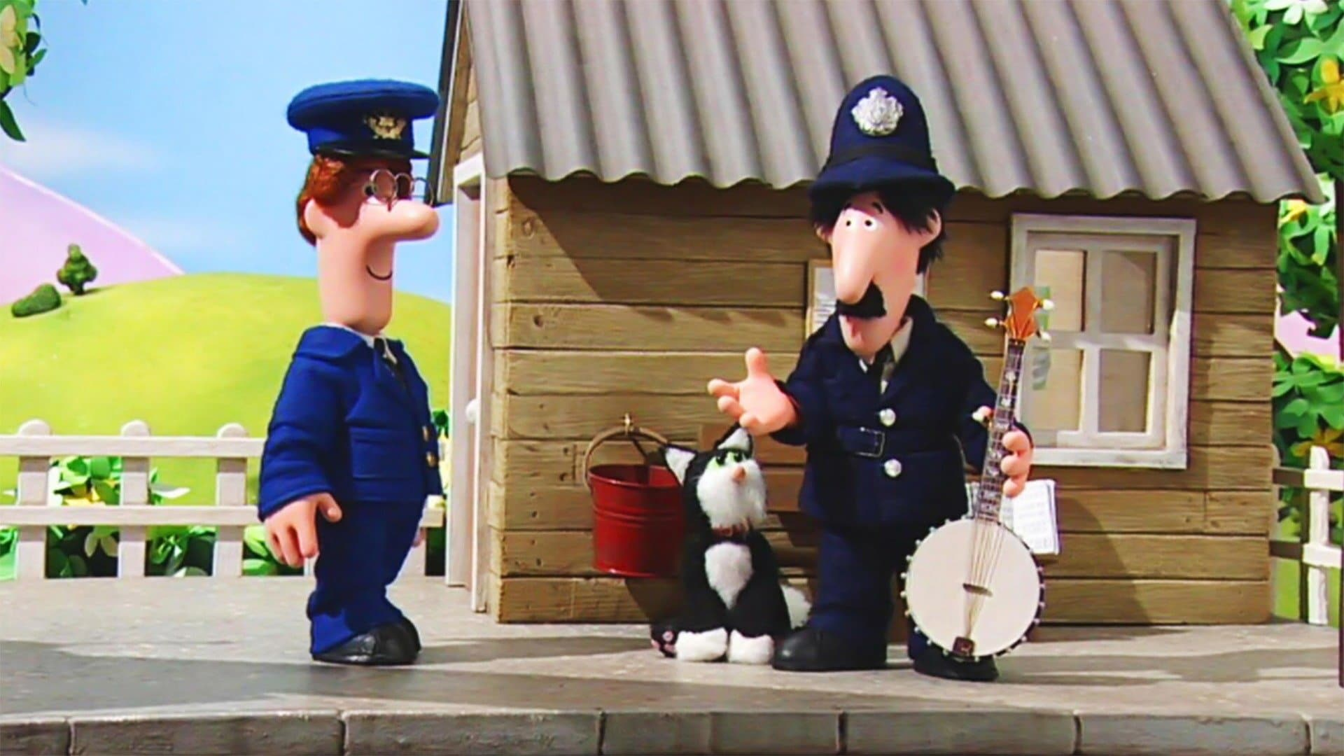 Postman Pat and the Stolen Strawberries