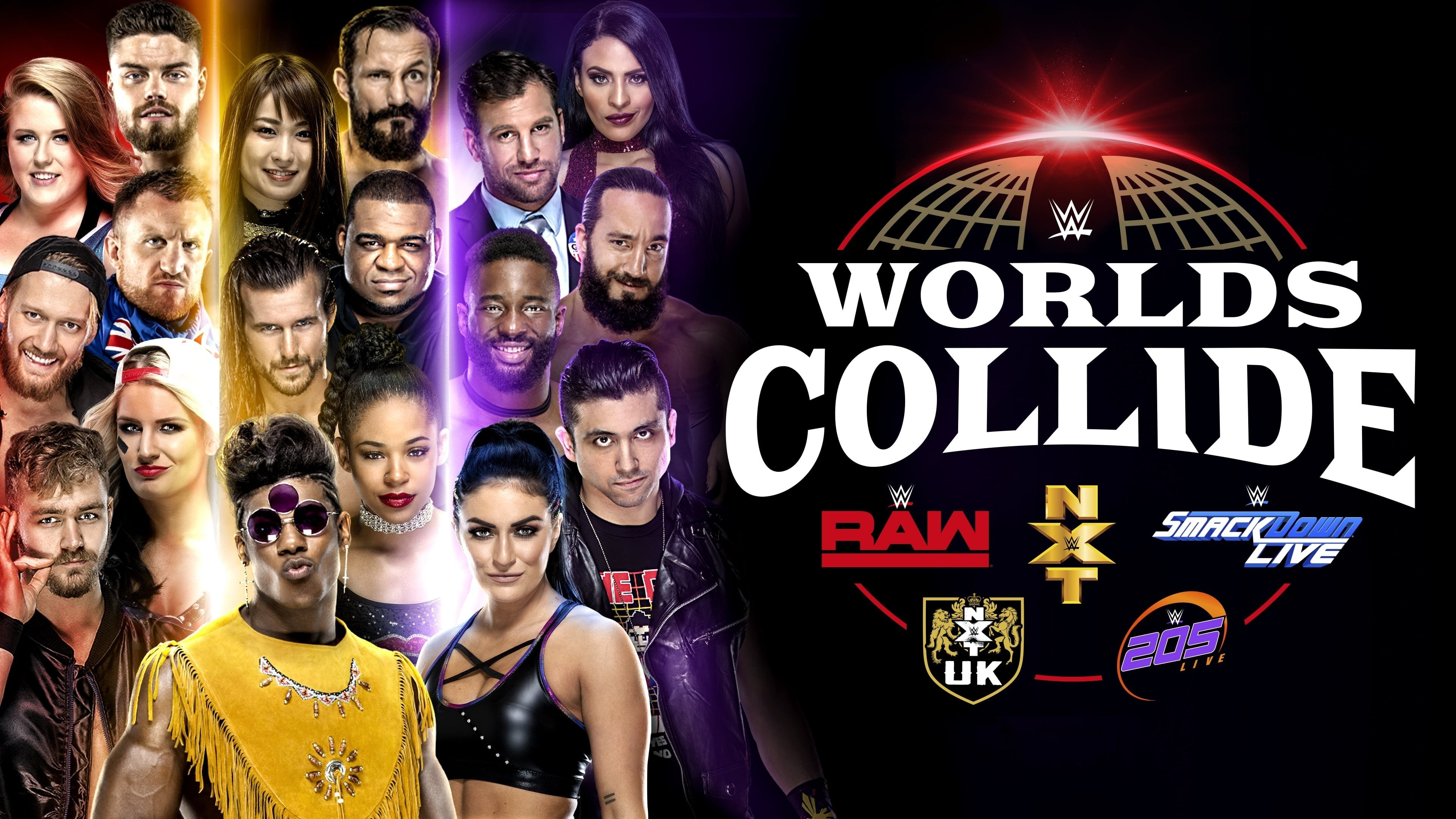 WWE Worlds Collide: Clash of the Brands