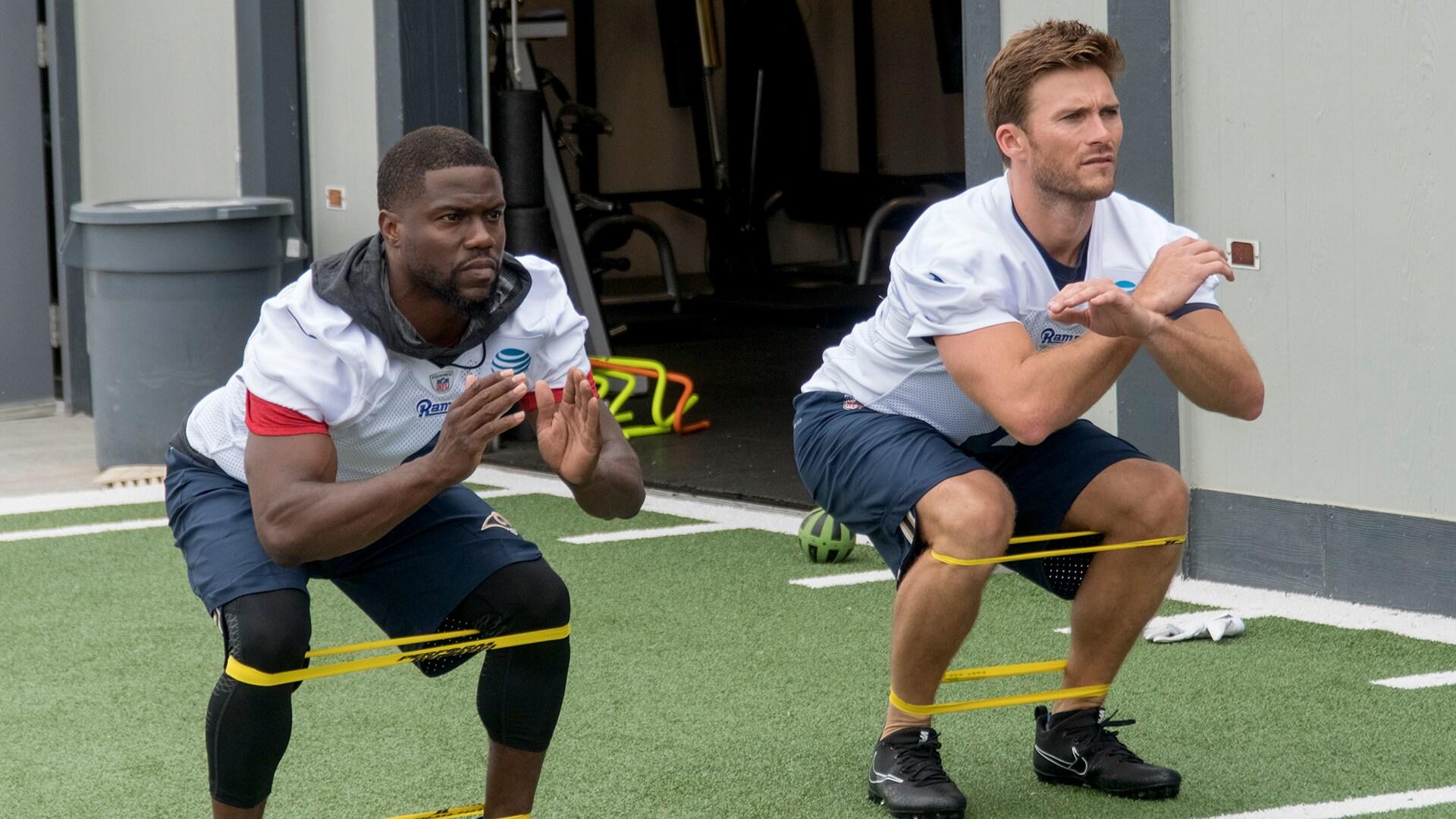 LA Rams Training Camp With Scott Eastwood