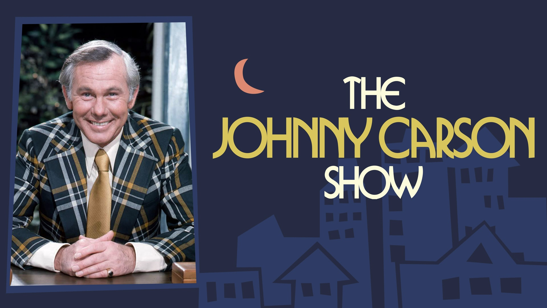 The Johnny Carson Show: Comic Legends Of The '80s - Charles Grodin (12/9/83)