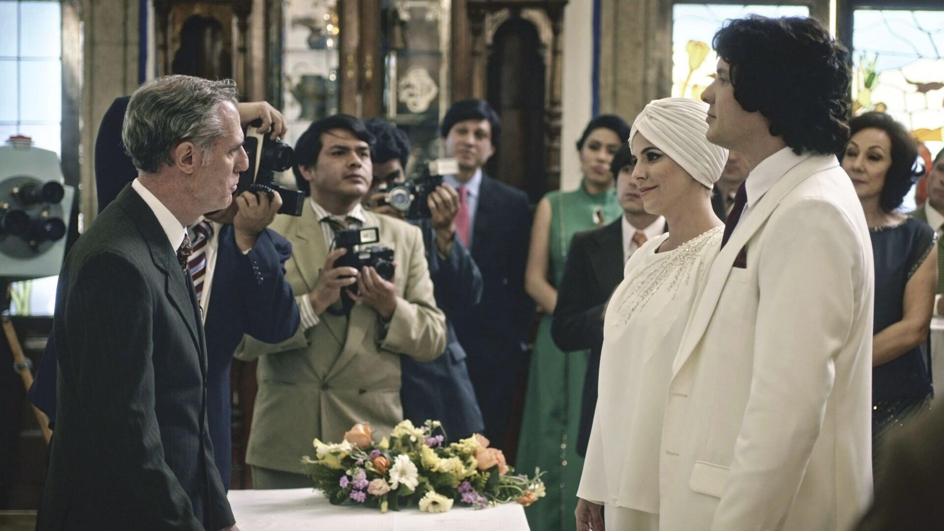 José José y Anel se casan