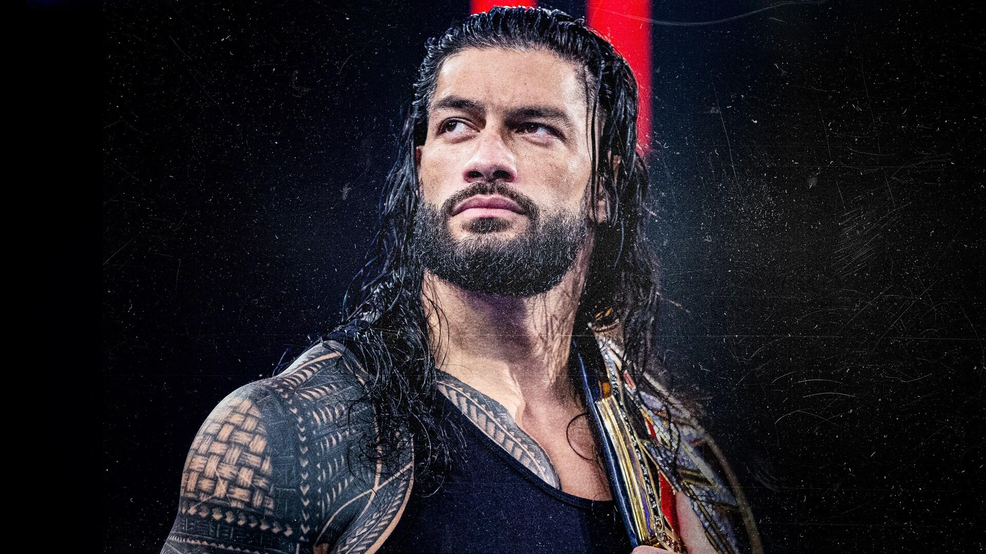 Roman Reigns' Championship Matches