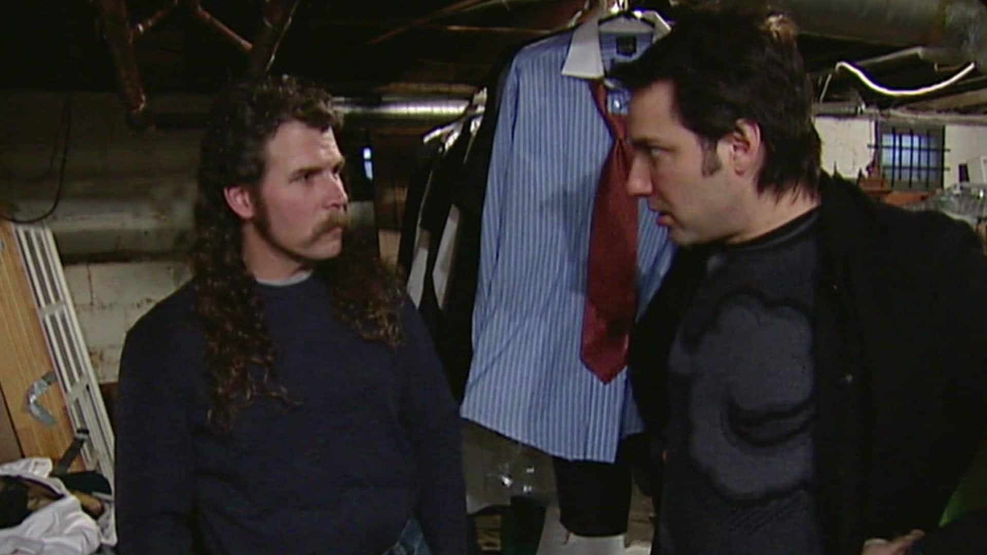 Do You Know the Mullet Man?: Mark F.