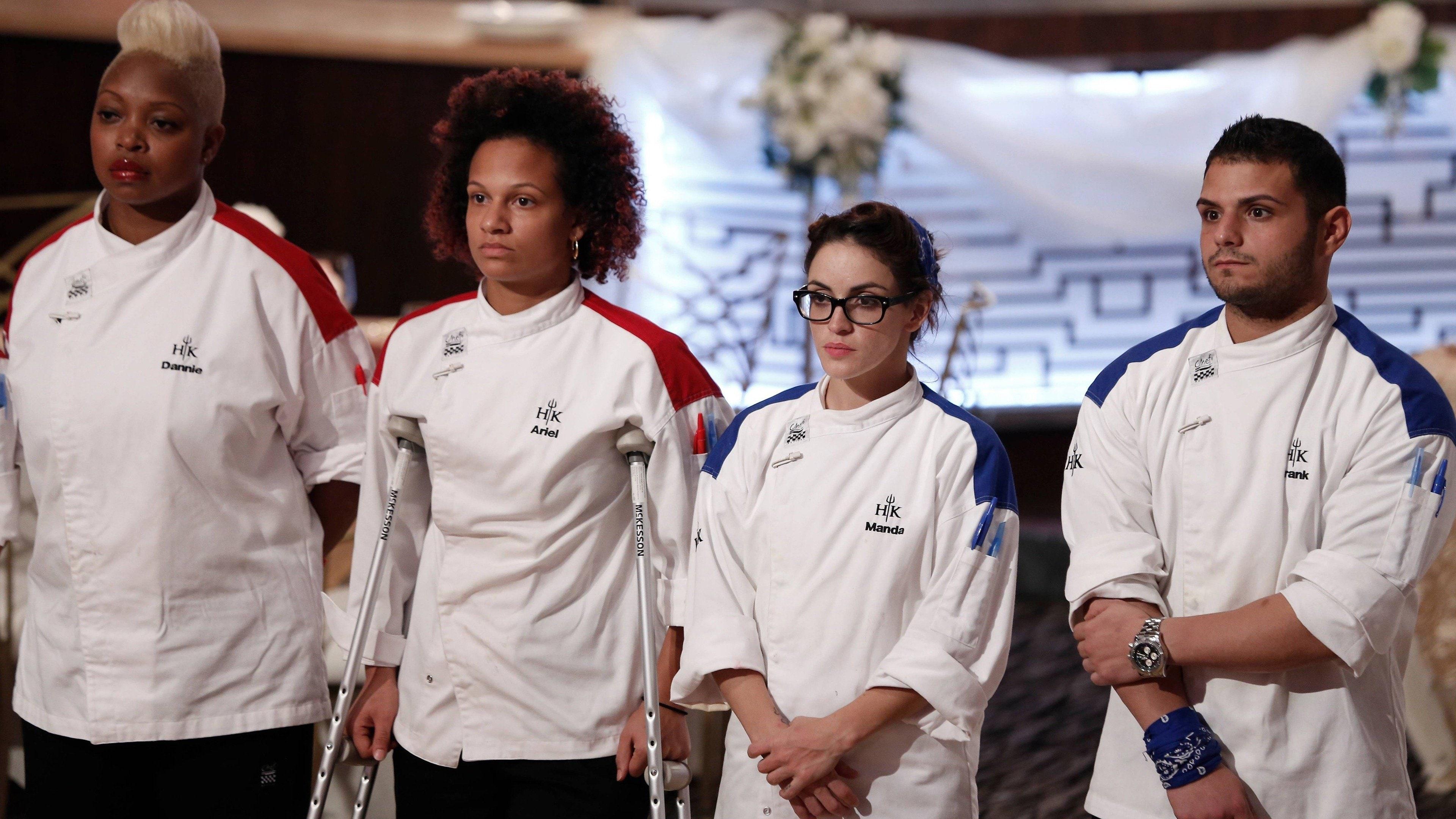 11 Chefs Compete