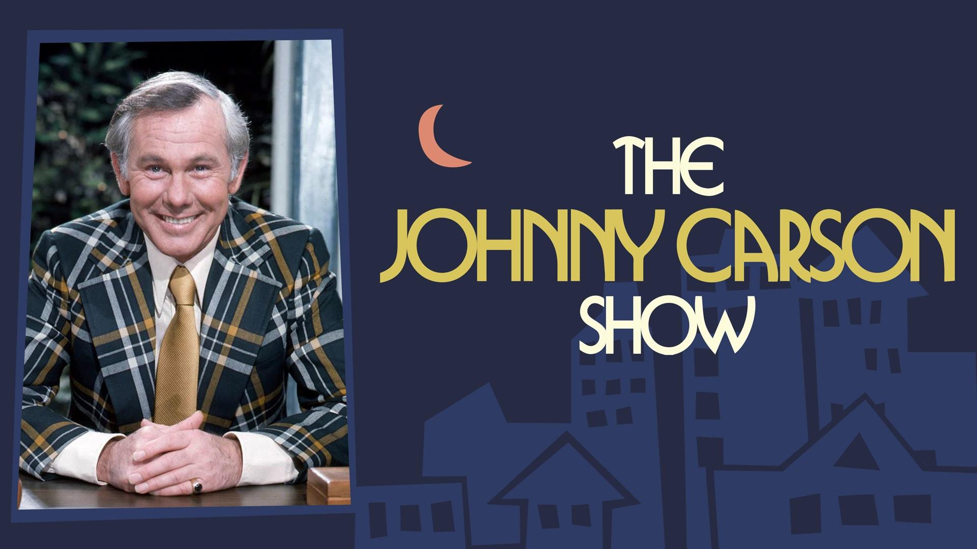 The Johnny Carson Show: Animal Antics With Joan Embery (1/1/75)