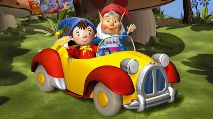 Noddy and the Treasure Map