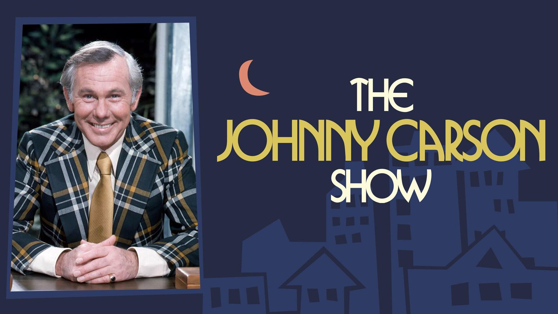 The Johnny Carson Show: Animal Antics With Joan Embery (8/15/91)
