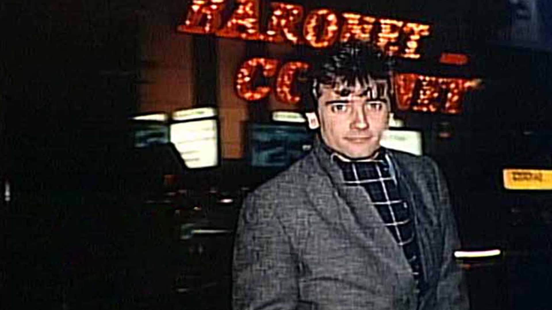 Griffin Dunne: March 15, 1986