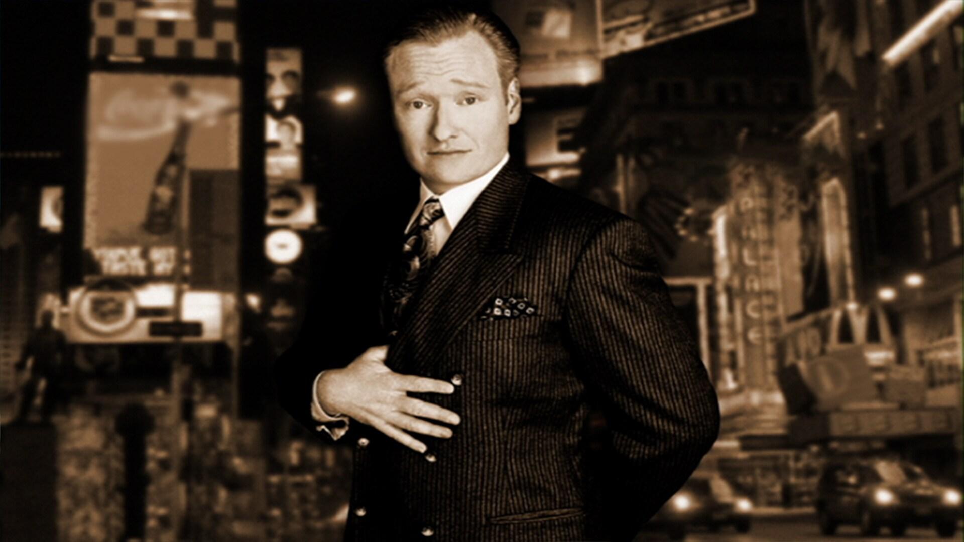 Conan O'Brien: March 10, 2001