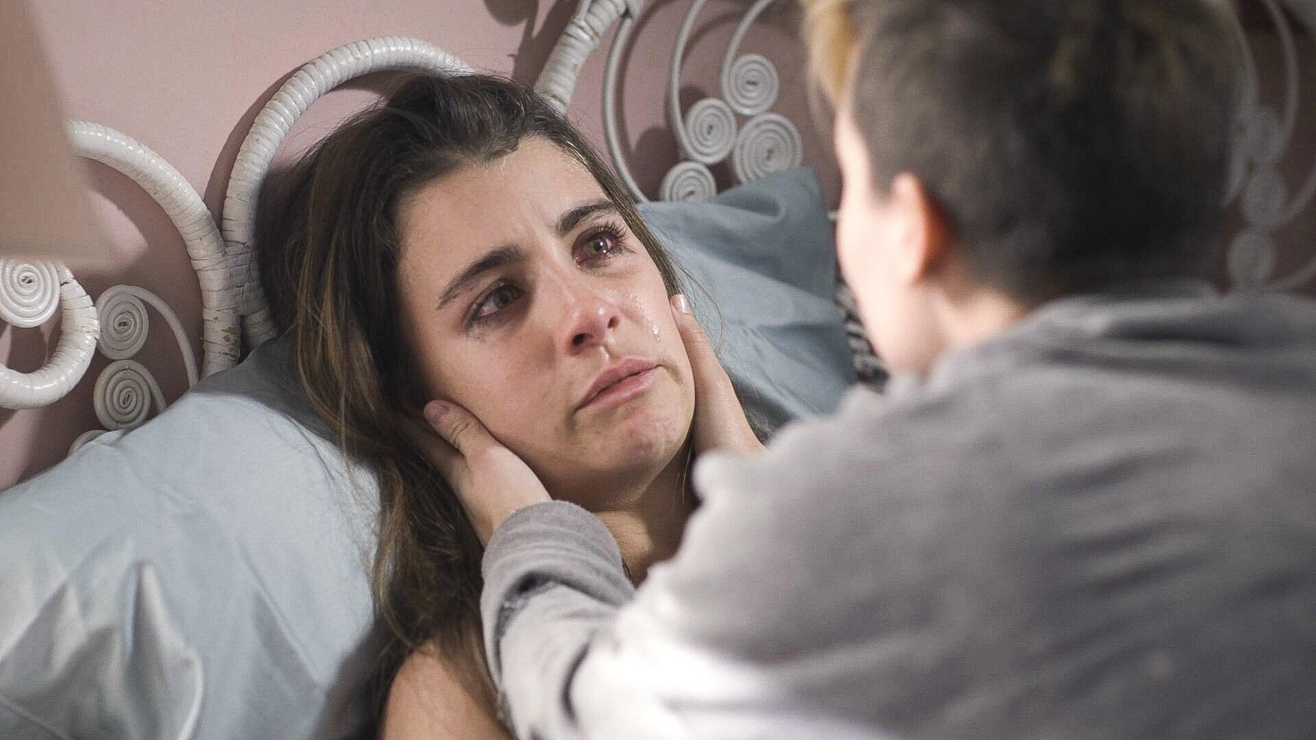 Ashley pierde a su hijo