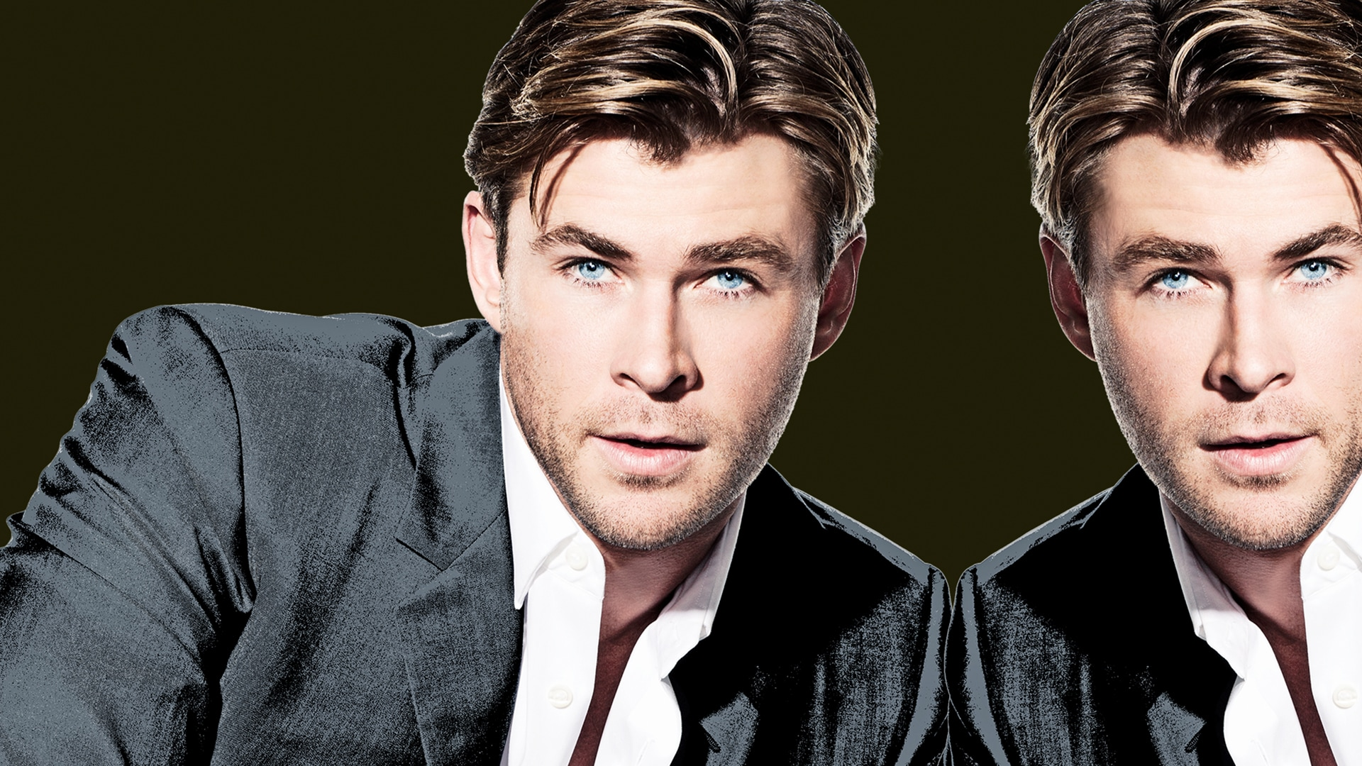 Chris Hemsworth: December 12, 2015