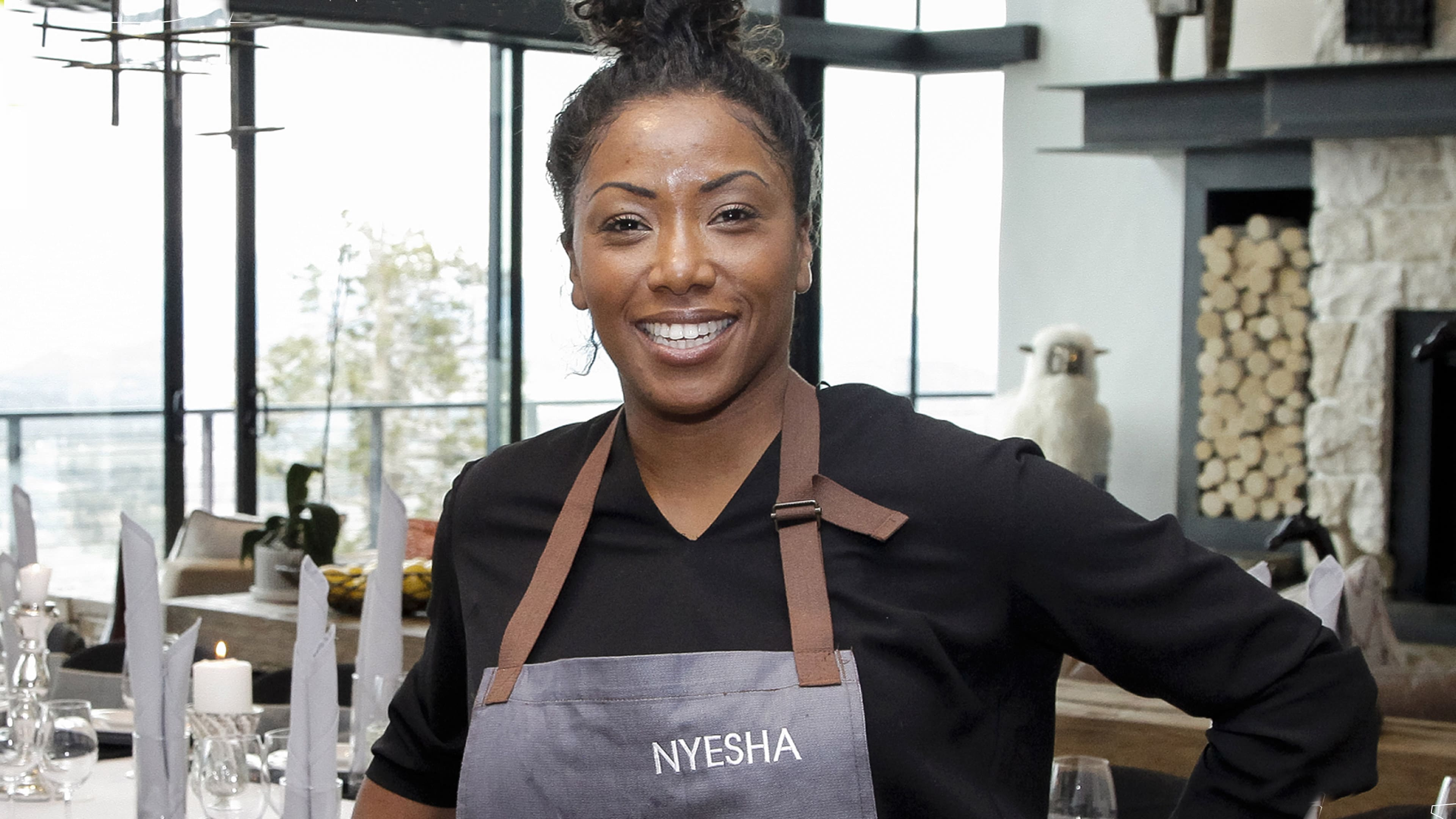 Get Cooking With Nyesha Arrington