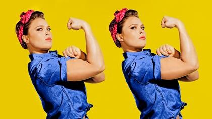 Ronda Rousey; Selena Gomez
