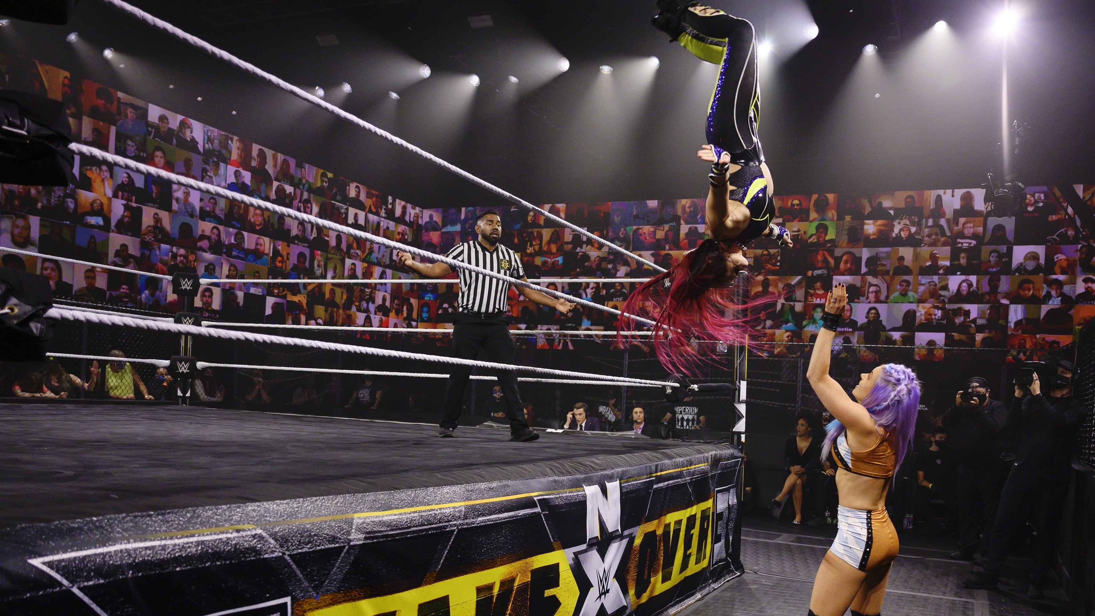 Watch WWE NXT TakeOver Online | Peacock