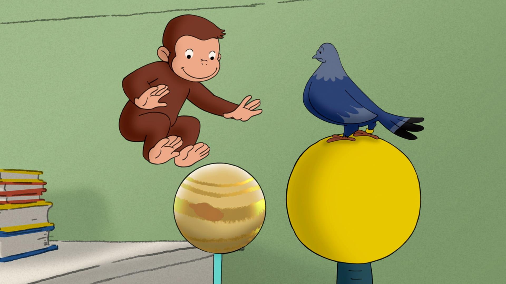 Meteor Monkey; George Gets Pickled