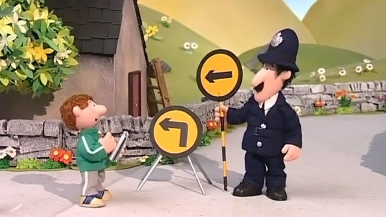 Postman Pat and a Job Well Done