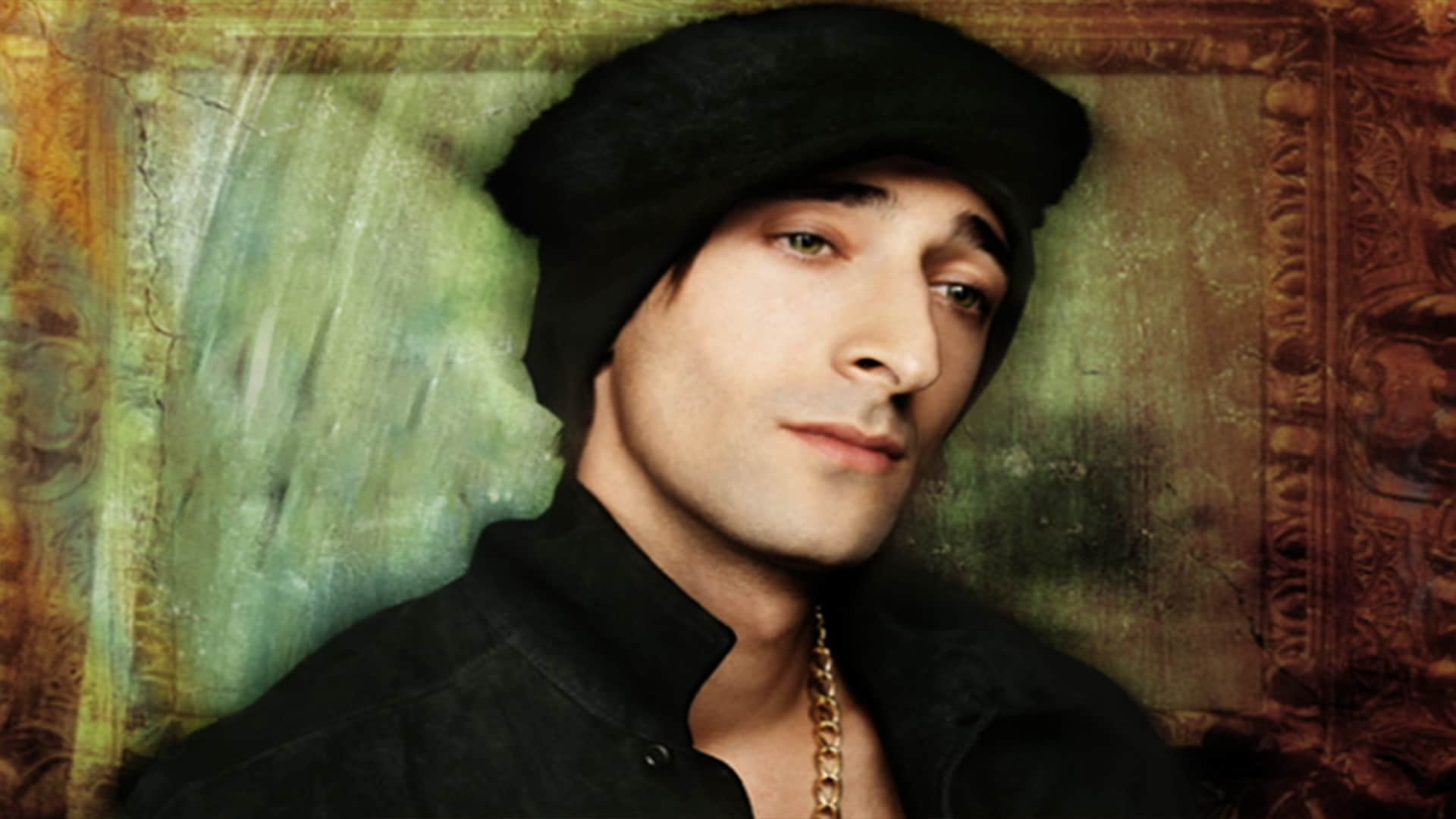 Adrien Brody: May 10, 2003