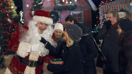 Christmas Scandal