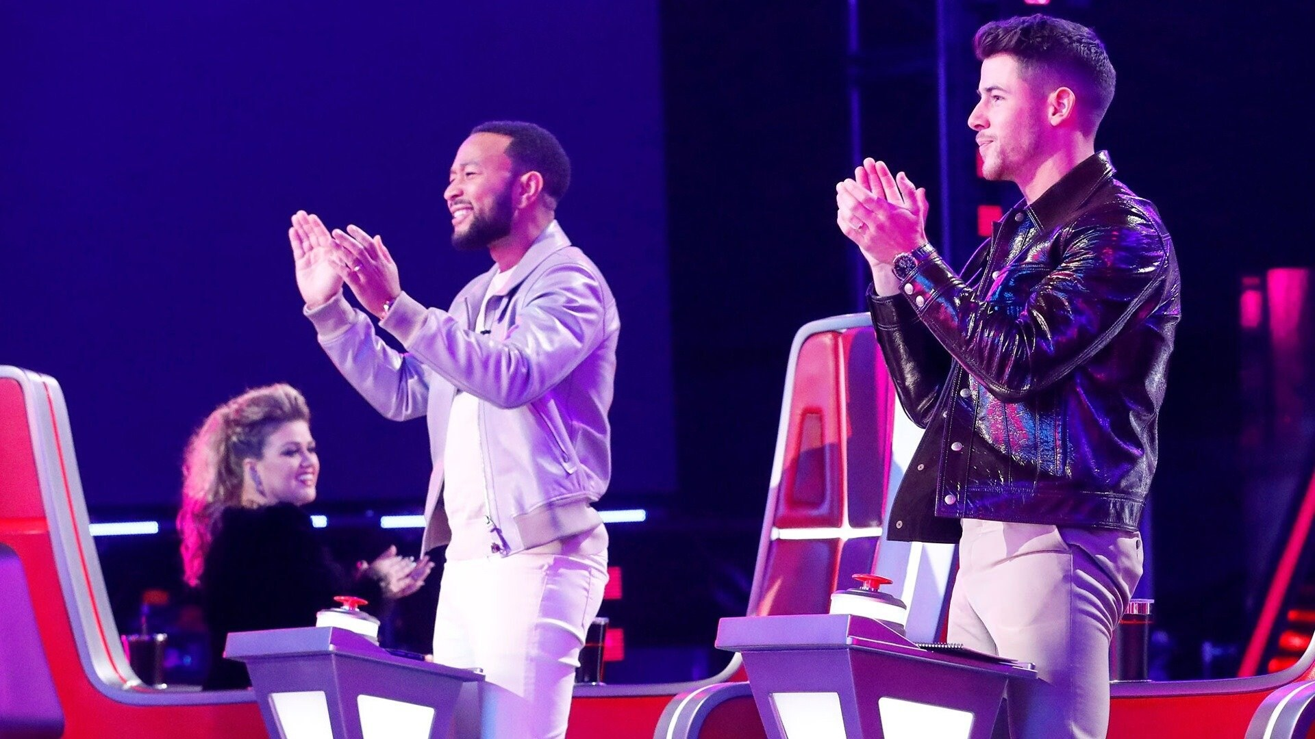 The Blind Auditions, Part 3
