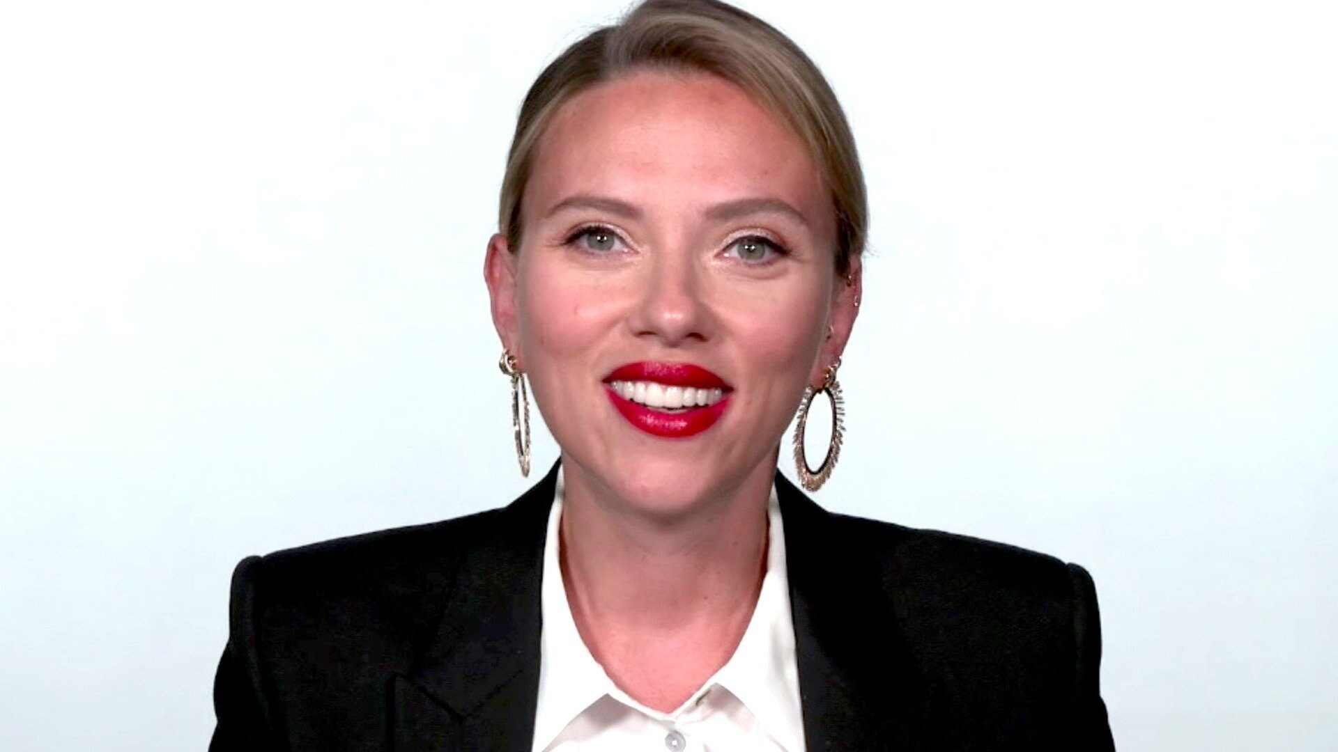 Scarlett Johansson; Noah Syndergaard; Charlie Benante
